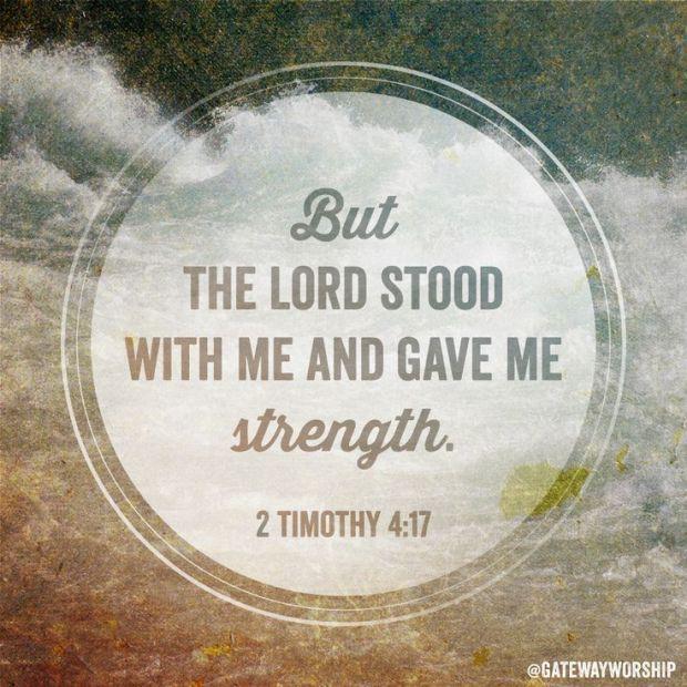 strength verse